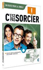 """DVD """"C est Pas Sorcier :En route pour la jungle"""""""