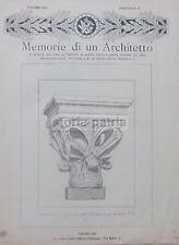 ARCHITETTURA_PUGLIA_BARLETTA_CATTEDRALE_ANTICA EDIZIONE_PIEGHEVOLE DEL 1907