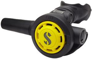 Scubapro Octopus R095 Black/Yellow ~Free Shipping