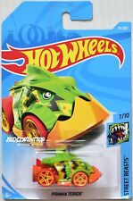 HOT WHEELS 2018 STREET BEASTS PIRANHA TERROR