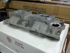 NOS Offy Offenhauser Chevy Chevrolet 396 427 454 Low Profile dual quad intake