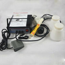 Electric Powder Coating System Portable Auto Body Coat Machine Paint Gun Kit USA