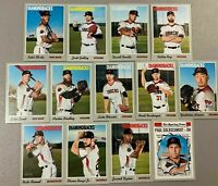 ARIZONA DIAMONDBACKS 2019 Topps Heritage BASE TEAM SET (13 Cards) Weaver