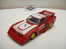"""TOYOTA CELICA tg. 5 #1 """"Stommeln"""", DRM 1978, Bburago (Made in Italy) 1:24"""