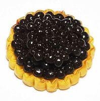 Dollhouse Miniature Fruit Pie * Doll Mini Tiny Sweet Food Cake Tart Bakery c10