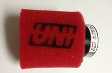 """UNI ANGLED 2 STAGE POD AIR FILTER FITS 1-3/4"""" FREE SHIPPING!!"""