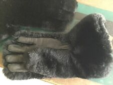 Dents leather bear gloves