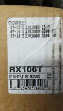 Fender Flare Rivet Style Set Fender Flare Front Rear Lund RX106T Chevy Silverado