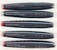 Sealed AVON GLAZEWEAR DAZZLERS Liquid Lip Color .15 oz. YOU PICK SHADE