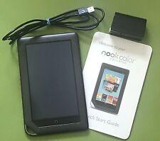 Barnes & Noble Nook Color 8GB WiFi Gray/Black eBook eReader Tablet