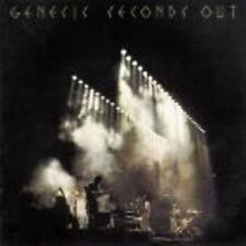 Seconds out Genesis CD BOXSET 2 Discs 724383988723