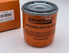 GENERAC Oil Filter 2 Pack 070185BS GENUINE 070185D
