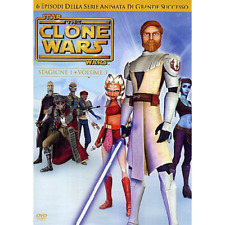 STAR WARS THE CLONE WARS STAGIONE 1 VOLUME 3 DVD