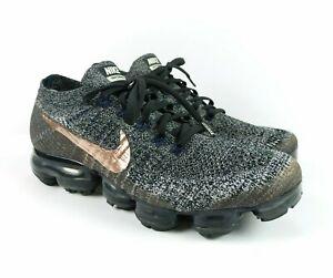 Nike Air Vapormax Flyknit Bronze Explorer Dark Mens Size 10 849558-010