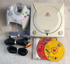 Sega Dreamcast HKT-3020 System Console Bundle Tested Toy Story 2 Buzz Boxing S50