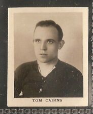 THOMSON-FOOTBALL ERS KF137 (PINNACE TYPE)-#015- RANGERS - TOMMY CAIRNS