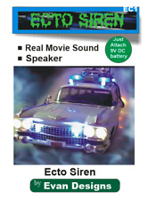 Ghostbusters ECTO 1 Siren Circuit for Diecast Models and R/C Vehicles!