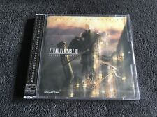 Final Fantasy VII Advent Children Original Sountrack - SQUARE ENIX  neuf blister