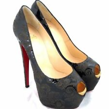 Christian Louboutin Women's Patent Leather Slim Heels for Women