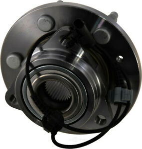 Wheel Bearing and Hub Assembly Front Autopart Intl 1411-258035
