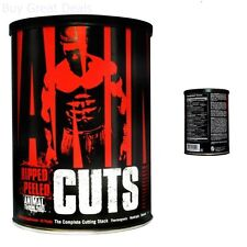 Universal Nutrition Animal Cuts Ripped and Peeled Thermogenic Fat Burner