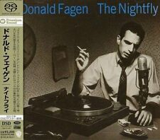 "DONALD FAGEN ""THE NIGHTFLY"" JAPAN HYBRID SACD DSD MULTI-CH 2011 *SEALED*"
