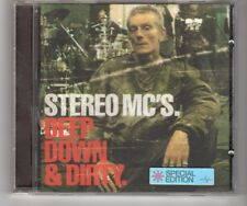 (HQ100) Stereo MCs, Deep Down & Dirty - 2001 Special Edition CD
