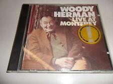 CD  Live at Monterey von Woody Herman & His Orchestra