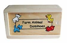 Dominoes Children's Animals Board & Traditional Games