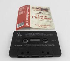 Musicassetta MC I love christmas Vol. 2  Cassette Tape