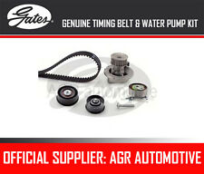 GATES TIMING BELT AND WATER PUMP KIT FOR OPEL VECTRA C 1.8 16V 122 BHP 2002-