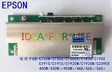 ORIGINAL for EPSON EB-450W PROJECTOR LAMP POWER BOARD: MODEL PKP-K230N #T1096 YS