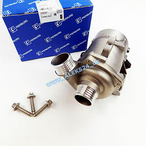 Orig. Pierburg Electric Cooling Water Pump For BMW X1 X3 X5 Z4 N52 7.02851.20.8