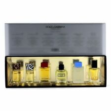 Dolce & Gabbana Miniatures Collection 6 Piecs for Men and Women - NEW IN BOX