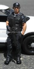 American Diorama 1/18 Police SWAT Figure - CHIEF