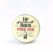 Pink Gin Lip Balm, Lip Repair by Prohibtion Co. Mother's Day / Teacher Gift