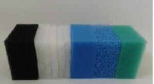 Full Set Compact M Foam Pads Filter / Sponge Fish Tank Replacement Juwel.