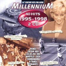 Millennium 1995-1998 (40 Hits)   2 CD   Rednex, Captain Jack, Los del Rio, BB...