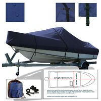 Sea Ray 230 Overnighter Cuddy Cabin Trailerable Deluxe Boat Cover Heavy Duty