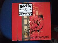 ROCKIN' ON THE NtORTH CIRCULAR  LP - Various Artists