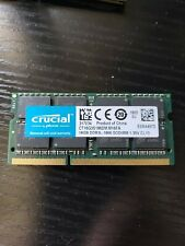 Crucial 16GB DDR3L-1866 SODIMM Laptop Memory RAM