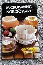 Microwaving With Nordic Ware Booklet