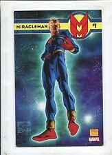 MIRACLEMAN #1 (9.2) BOOK ONE: A DREAM OF FLYING!