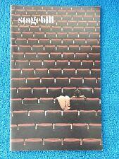 Evita - Shubert Theatre Playbill - December 1980 - Valerie Perri - John Herrera