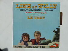 LINE ET WILLY Le vent EP 1023