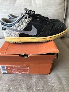 Nike Dunk Low CL Jordan Pack 3