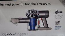 Dyson V6 Trigger Plus Cordless Handheld Vacuum HEPA Filter Tools Mini motorized