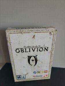 The Elder Scrolls IV Oblivion PC New Sealed 2006