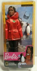 Barbie National Geographic Marine Biologist African American Doll