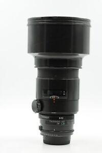 Tamron 360EN AF 300mm f2.8 SP LD IF Lens Nikon [Film Body Only] #490